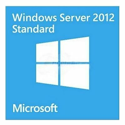 5 User CALs for Microsoft Windows Server 2012 OEM R18-03755