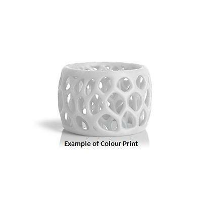 3D Systems Cube Pro Cartridge 401406-01 ABS White