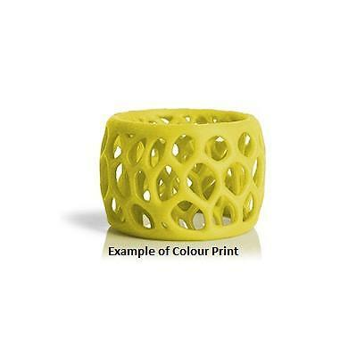 3D Systems Cube Pro Cartridge 401411-01 ABS Yellow