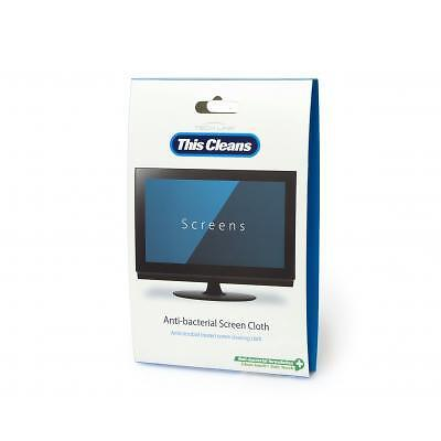 """Techlink TECH511002 511002 """"This Cleans"""" - Anti-bacterial Screen Cloth"""