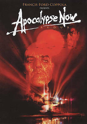 Apocalypse Now Redux  (DVD, 2010, Widescreen)  New FREE SHIPPING !!!