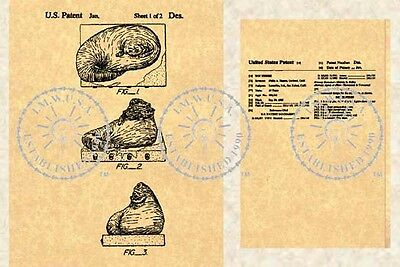 US Patent for JABBA THE HUTT - STAR WARS #139