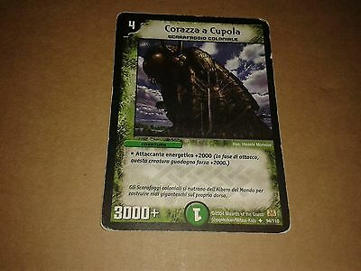 Duel Masters  Trading Card Game Corazza A Cupola 94/110 Italiano