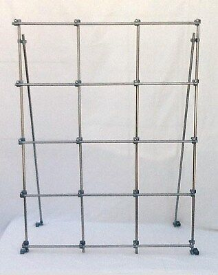 "Lab Frame, Rotocon Naz34, 1/2"" Aluminum 6061-T6 Rods"
