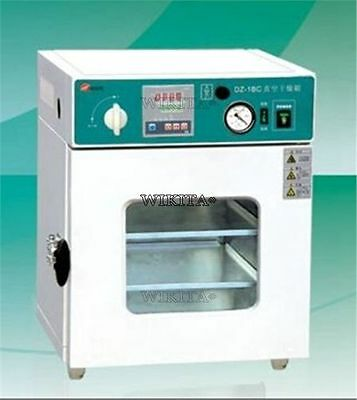 """12X12x11"""" Vacuum 250°C Digital Stainless Steel Drying Oven New H"""