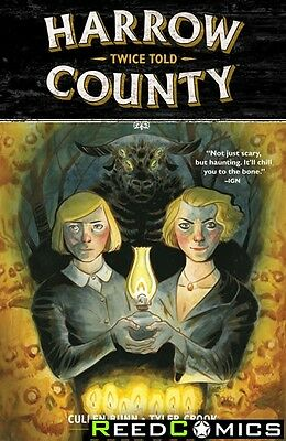 HARROW COUNTY VOLUME 2 TWICE TOLD GRAPHIC NOVEL New Paperback Collects #5-8