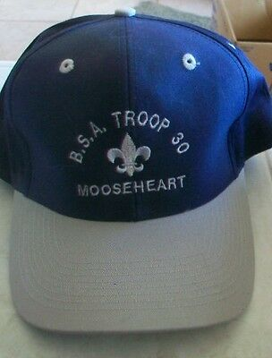Boy Scouts Troop 30 Mooseheart, Il Troop Hat