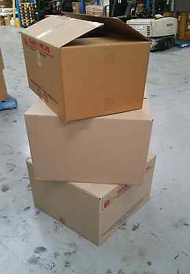 Strong Cardboard Storage Box, Removalist Storage, Packing, Set Of 10 Boxes