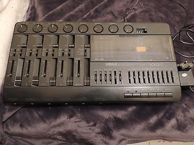 Yamaha MT-100 II 4 Multi-Track Cassette Tape Recorder Ping pong Power Adapter
