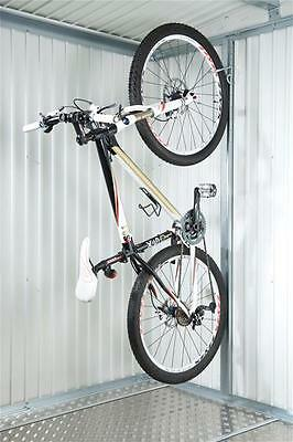 Bicycle mount Set of 2 bikeMax for Biohort Europe and Tool shed