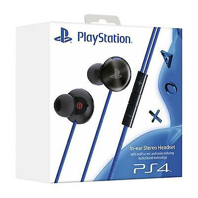 PlayStation 4 Sony PS4 Auricolari Stereo Tecnologia AudioShield Special Limited