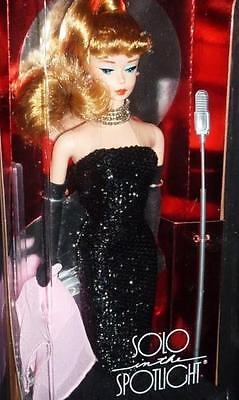 Blond Reproduction Solo Spotlight Barbie Doll