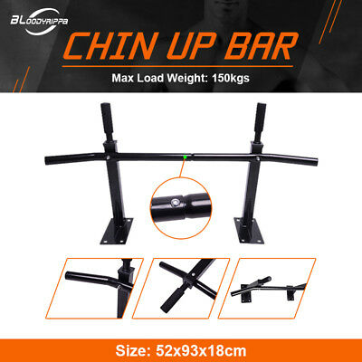150kg Affordable Wall Mounted Boxing Chin Up Pull Up Bar For Stregth Training