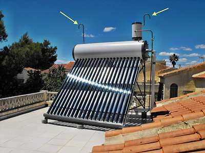 Solarheater Thermosifon 90l