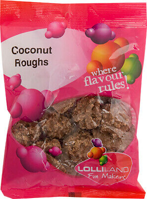 Chocolate Coconut Roughs (130g)