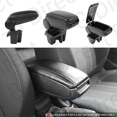 Ford Focus MK3 Facelift Centre Armrest Console 2015 to 2018