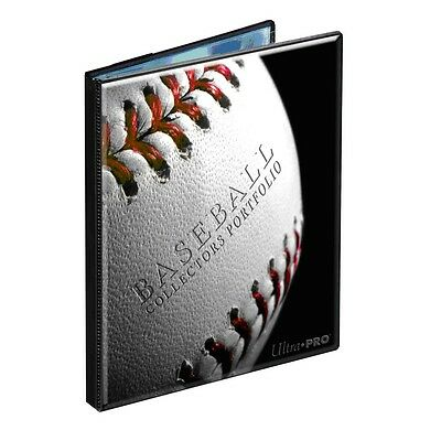 Baseball Card Collector Album with Ten 4-Pocket Pages