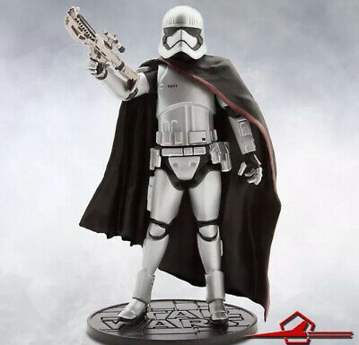 Captain Phasma First Order Elite Series Diecast Action Figure 6 1/2'' Star Wars