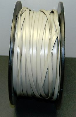 TELEPHONE 8 WIRE 26 AWG, STRANDED, Silver  500 FT CABLE - GC 30-9945 PLASTIC SPL