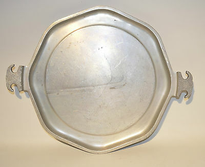 """Vintage Guardian Service Cookware Large Serving Tray Aluminum 13"""""""
