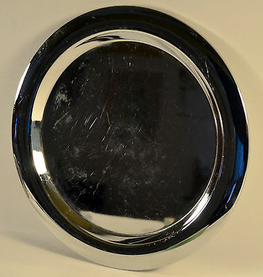 Stainless Steel Round Serving Dish, Plate tray
