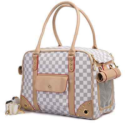 Folding Pet Dog Carrier Purse Small Large Puppy Comfort Travel Bag Tote Handbag