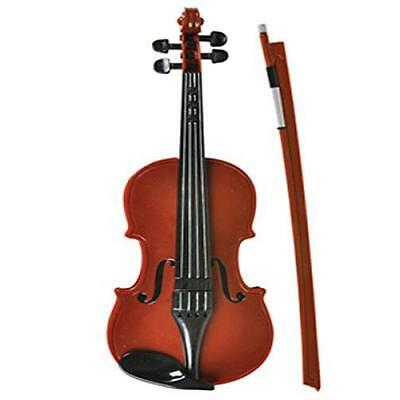 Electronic Violin Toy Musical Portable Instrument Toy Game Kids Play Gift New