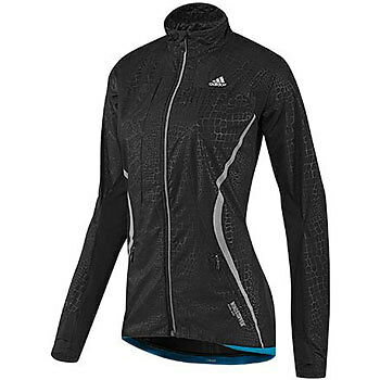 Adidas Adistar Gore Windstopper Ladies Running Jacket - Black