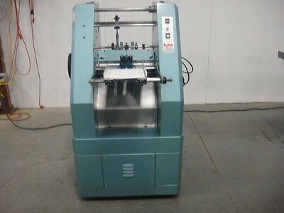 Rollem Auto IV , 2 Head Numbering Machine, Video on our website