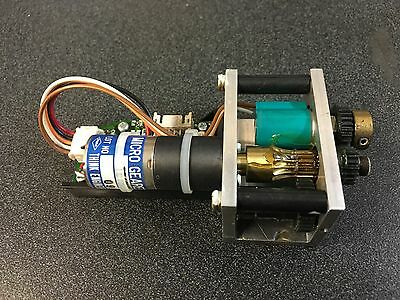 OEM Ryobi Ink Key Motor Assembly for Di, Presstek, KPG; 5354557104 - 50% off!
