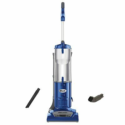 Shark Navigator Swivel Plus Upright Vacuum, Blue NV46REF (Certified Refurbished)
