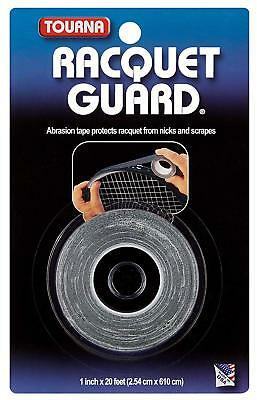 Tourna Racquet Guard Tape Tennis Racket Head Protection Durable 20 Foot Roll