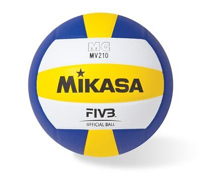 Mikasa FIVB Official Volleyball Premium Synthetic Leather Durable Ball MV210
