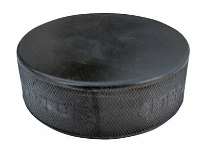 A&R Ice Hockey Puck Black Practice Hard Vulcanized Rubber This Lightweight