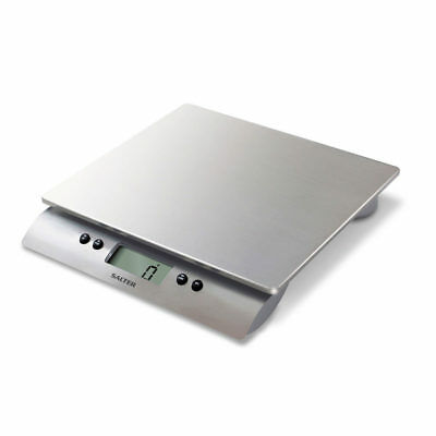 Salter New Aquatronic 22 Pound Scale Food Grade Stainless Steel Easy To Clean