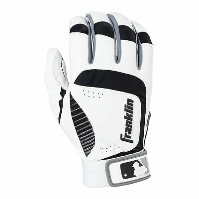 Franklin Sports - Shok-Sorb NEO Pro-Formance Batting Gloves Small Smooth Leather