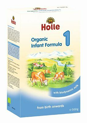New 400g Holle Organic Infant Milk Formula 1 From Birth Baby Powder Drink