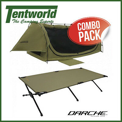 Darche Dusk To Dawn 1100 Swag & XL100 Stretcher Package