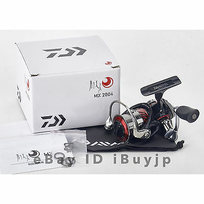 Daiwa 16 Gekkabijin MX 2004 Mag Sealed Saltwater Spinning Reel 032636