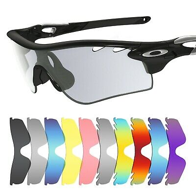 Mryok Anti-Scratch Polarized Replacement Lenses for-Oakley RadarLock Path - Opt.
