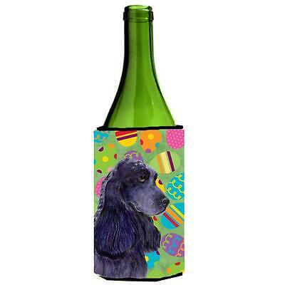 Cocker Spaniel Easter Eggtravaganza Wine bottle sleeve Hugger