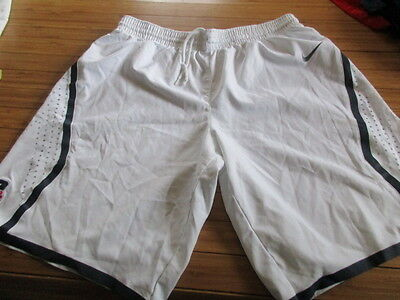 UCONN Women's Basketball Game worn team issued shorts 2012-13 size 38