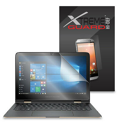 3-Pack XtremeGuard HI-DEF Screen Protector For HP Spectre X360 13T