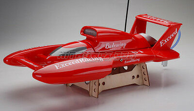 Exceed Racing Electric Powered Fiberglass 470EP Brushless Boat KIT