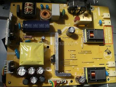 Repair Kit, Dell E207WFPc 715G2538-4, LCD Monitor, Capacitors, Not entire board