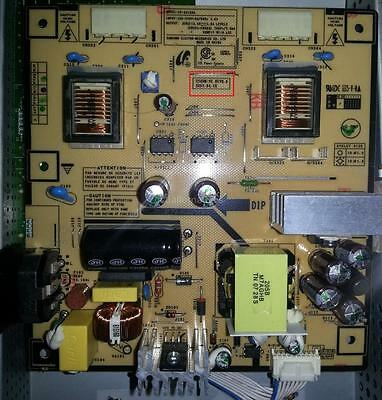 Repair Kit, Samsung 226BW-VE REV0.0 LCD Monitor, Capacitors, Not Entire Board