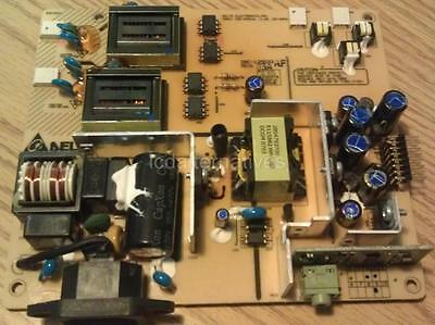 Repair Kit, Viewsonic VG2030m, LCD Monitor, Capacitors, Not the Entire Board.