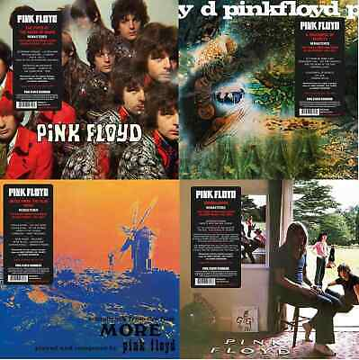 Pink Floyd 2016 vinyl LP reissues all 4 x 180gm LPs - IN STOCK NEW/SEALED