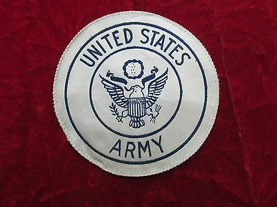 WW 2 US Army Jacket Patch Squadron Large w/ store tag Variety B