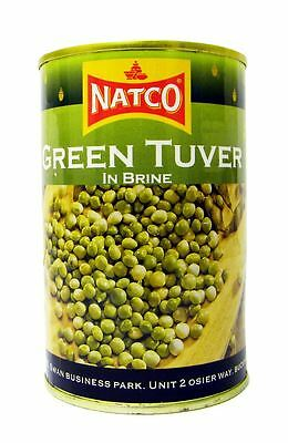 Natco - Green Tuver - 400g (pack of 2)